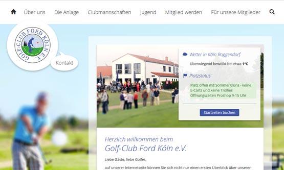 Golf-Club Ford Köln e.V. Bild 1
