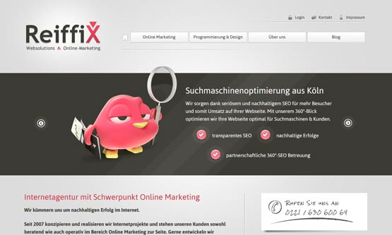 ReiffiX Websolutions & Online-Marketing Bild 1