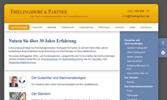 Frielingsdorf und Partner Bild 1